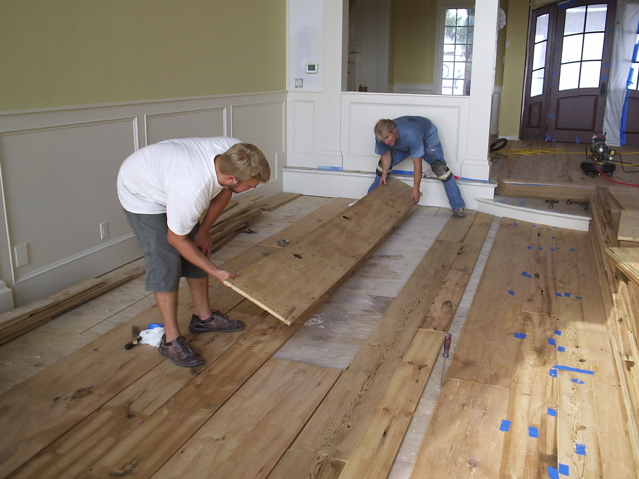 R.J. Bernath | Master Artisans of Hardwood Flooring